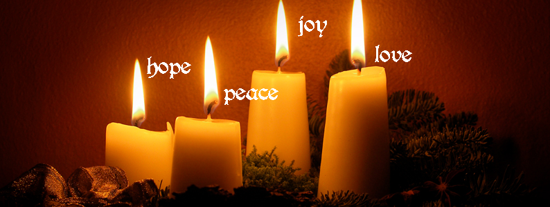 The Words of Advent
