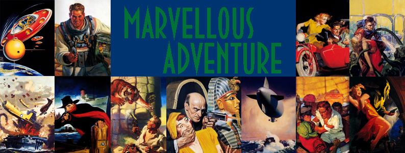 Marvellous Adventure-Cover Photo