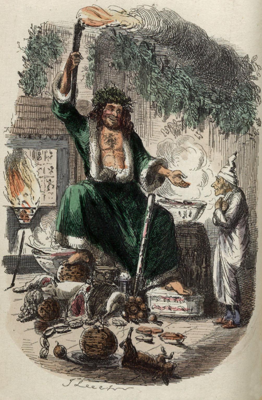 "Haunted By The Christmas Spirit: Charles Dickens' ""A Christmas Carol"" | Marginalia"
